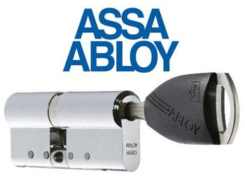 Assa Abloy Tumbler lock